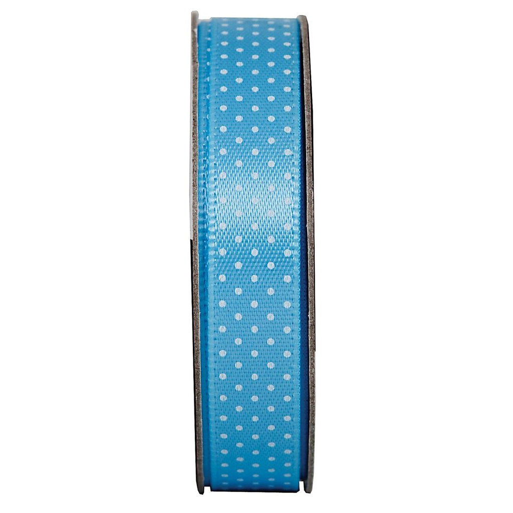 Nastro a pois - Soothing Blue