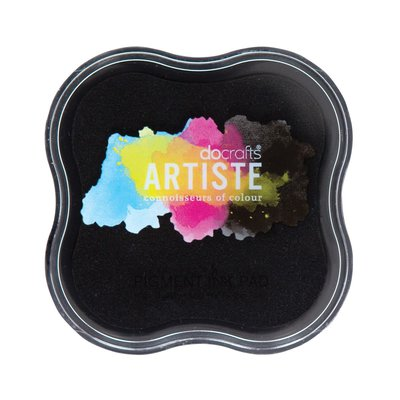 Tampone Pigment Ink - Black