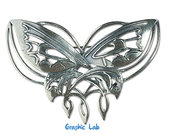 Spilla Farfalla di Arwen Evenstar Il Signore degli Anelli