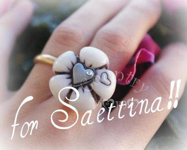 Riservata per Saettina!!