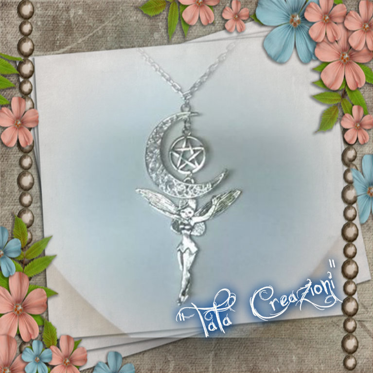 Collana Trilly Moon