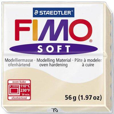 Panetto Fimo Soft 56 gr. - n. 70 sahara