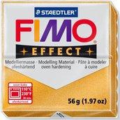 Panetto Fimo Effect 56 gr. - n. 11 oro metallico