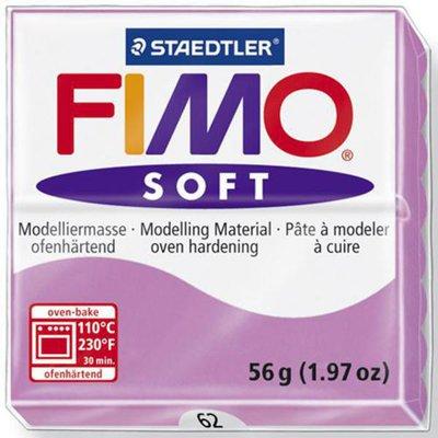 Panetto Fimo Soft 56 gr. - n. 62 lavanda