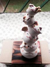 Maneki Neko, ceramica 19-284