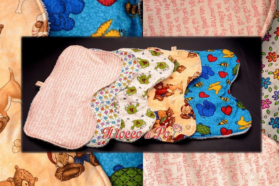 Burp-ino, l'asciugamanino per il ruttino del tuo bambino!