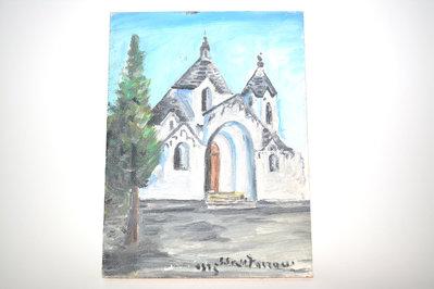 Quadretto Chiesa S.Antonio