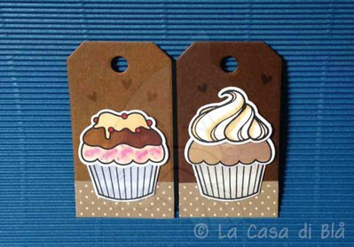 """""""Sweet tag"""" - """"Dolce chiudipacco"""""""