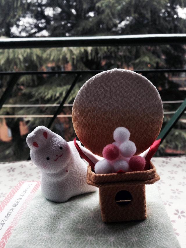 Coniglietto e Mochi - 40-630