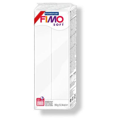 Fimo Soft 350 gr. - n. 0 bianco