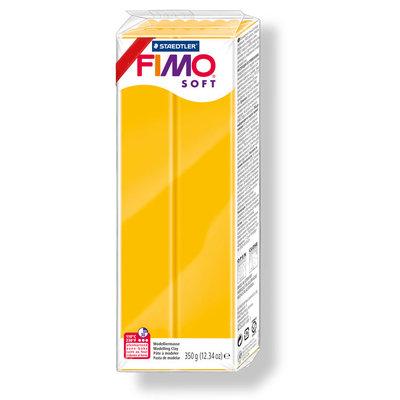 Fimo Soft 350 gr. - n. 16 giallo girasole
