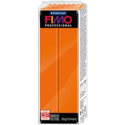 Fimo Professional 350 gr. - n. 4 orange