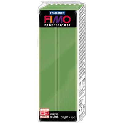 Fimo Professional 350 gr. - n. 57 verde foglia