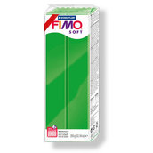 Fimo Soft 350 gr. - n.53 verde tropicale