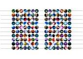 Spazio e pianeti 13 mm