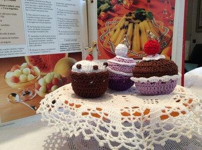 Portachiavi Alluncinetto Cupcake Cake Design Cupcakes Di Bij