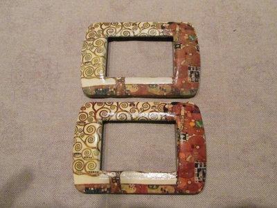 Klimt Placche personalizzate per interruttori luce