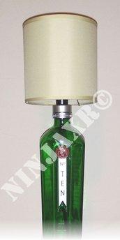 Lampada Bottiglia Gin Tanqueray Number TEN Abatjour