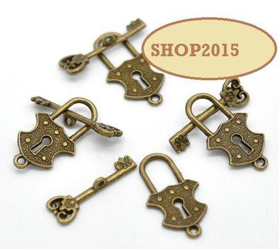 SET Chiusura  A T a serratura con chiave bronzo