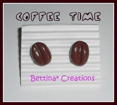 Orecchini CoffeeTime