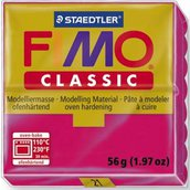 Panetto Fimo Classic 56 gr. - n. 21 magenta