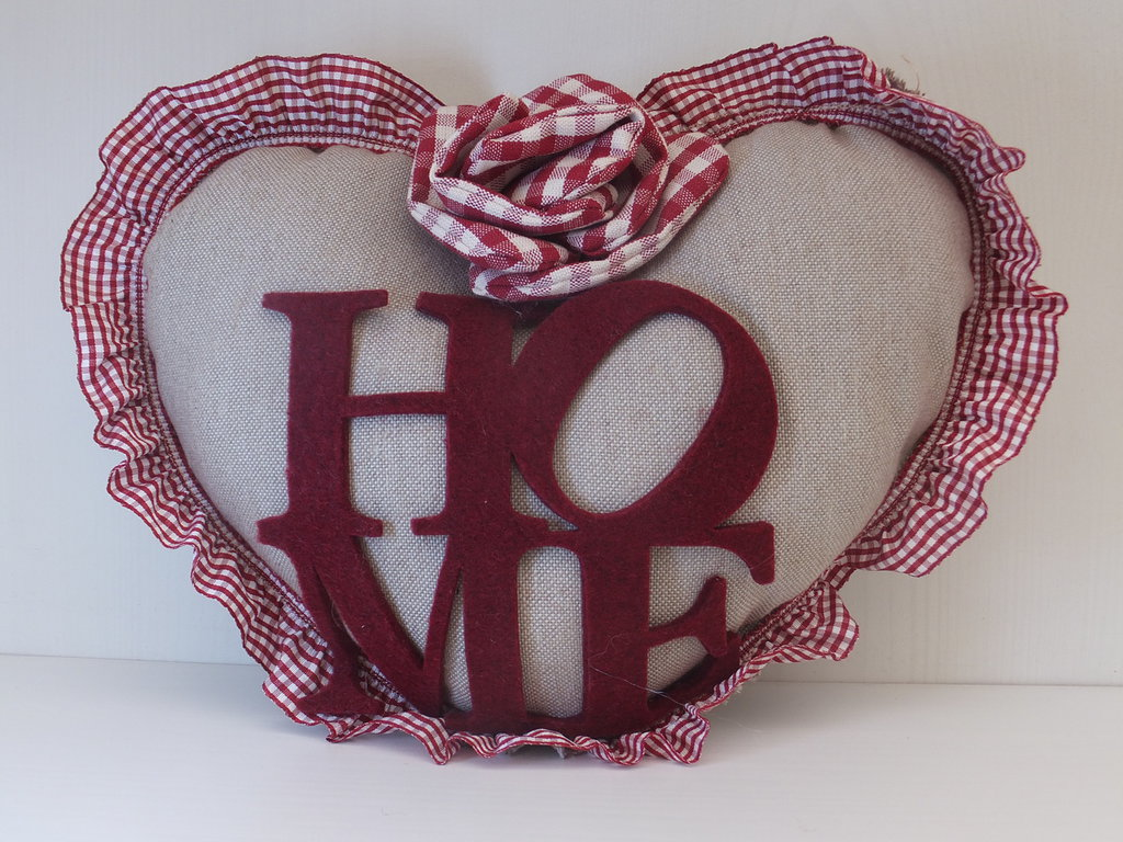Cuore in stile country