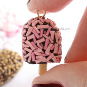 Ice pop Charm - Cioccolato