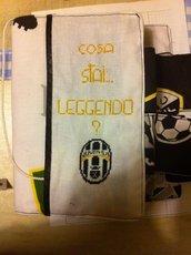 Porta libro calcio juventus