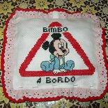 CUSCINETTO BIMBO A BORDO