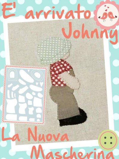 """Johnny"" - Le Mascherine"