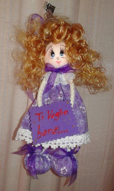bambole di stoffa
