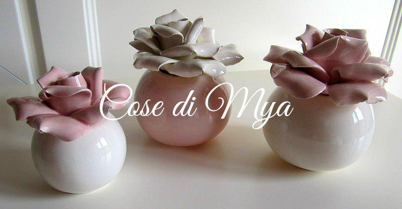 Profumatori per ambienti in ceramica