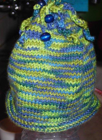 Morbido cappellino per i 3-5 mesi