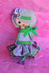 "Broche ""Chic-Girls"""