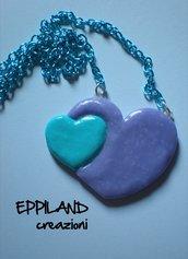 collana cuore-amore
