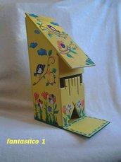 casetta per uccellini