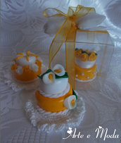 Segnaposto mini torte
