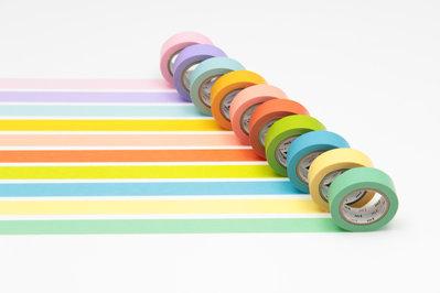 Washi Tape - Light Color 2
