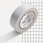 Washi Tape - Hougan silver