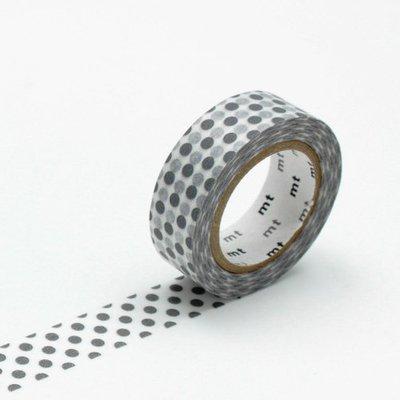 Washi Tape - Dot gray