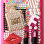Cover fashion lipsticks Samsung Galaxy S4 i9500 i9505 i9515 - PEZZO UNICO!