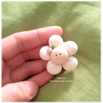Riservata- Bomboniera ciondolo fiore con nome