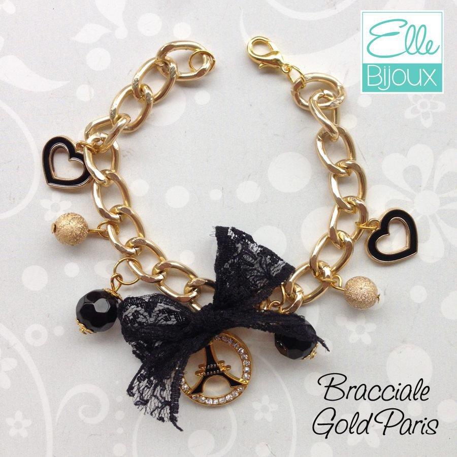 Bracciale Gold Paris