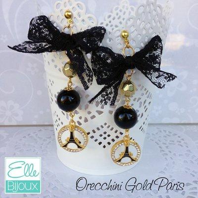 Orecchini Gold Paris