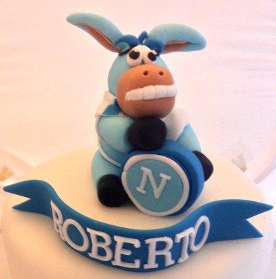 "Top torta ""Calcio Mania"""