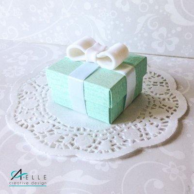 Bomboniera Tiffany Style