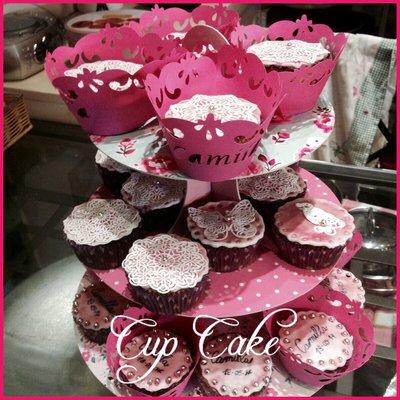 Rivestimento Cup cake personalizzabile
