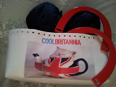 Kit per borse in fettuccia Britannia