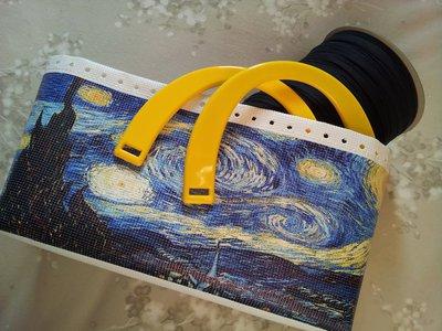 Kit per borse in fettuccia Quadro
