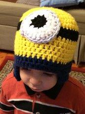 Cappellino Minions bambino